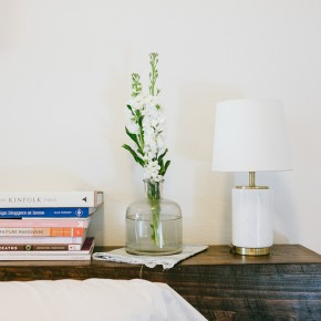 6 Tips For a Serene Bedroom
