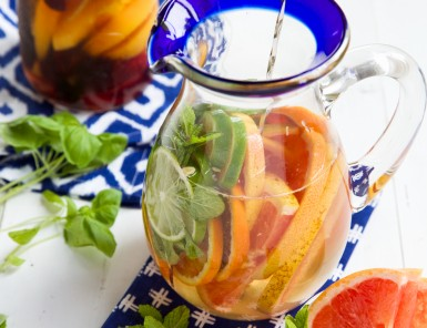 2 Sangria Recipes to Up Your Summer Party Game