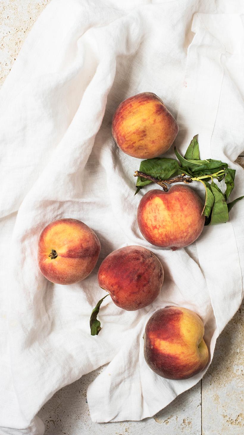 summer peach turnover recipe!