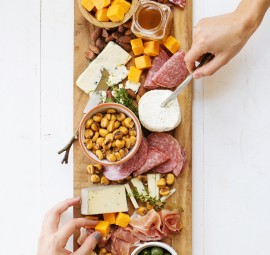 The Ultimate Cheese Board on a Budget!