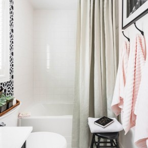 How to up your bathroom styling