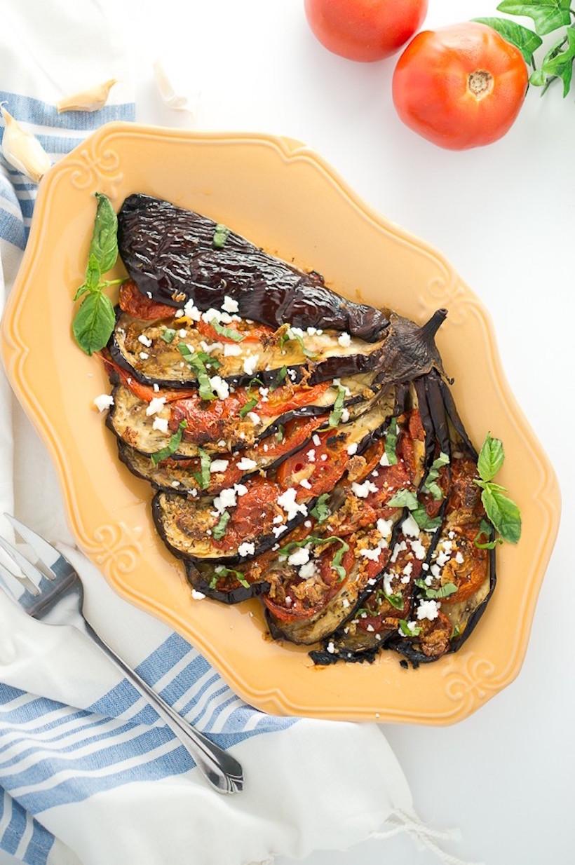 so many great eggplant recipes!