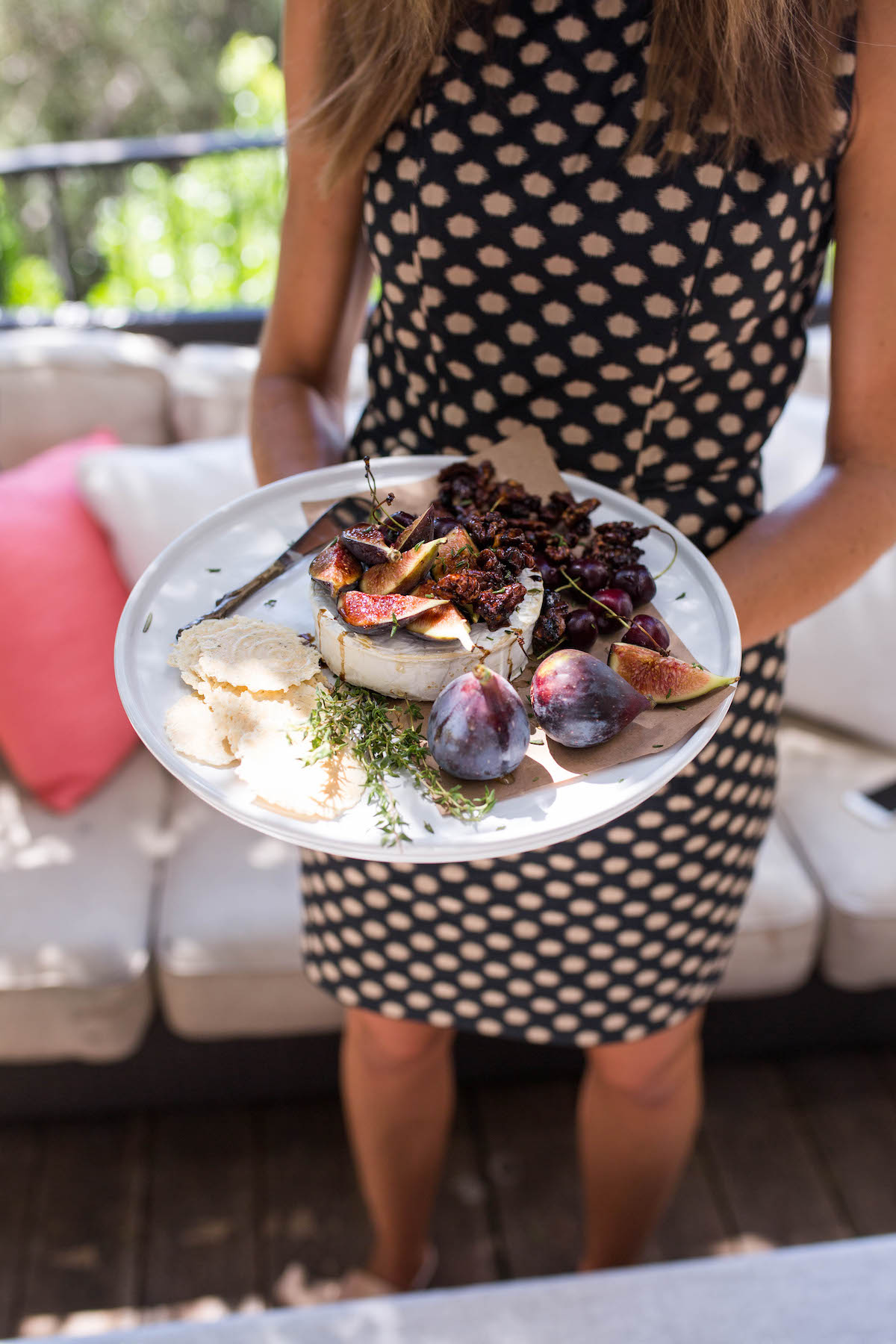 brie and fig spread