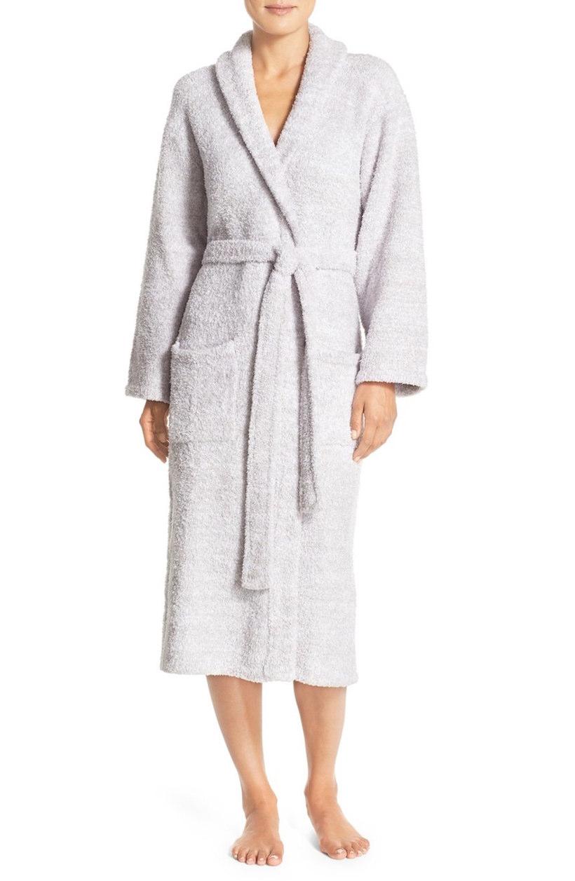 heavenly gray robe