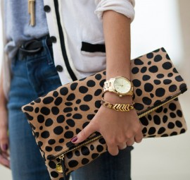 10 Fierce Animal Print Accessories