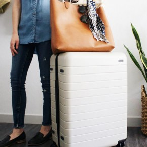 The first step to being treated better as a traveler? Have great luggage.