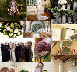 Chanel Dror's wedding inspiration