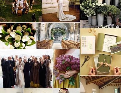 Chanel Dror's wedding inspiration