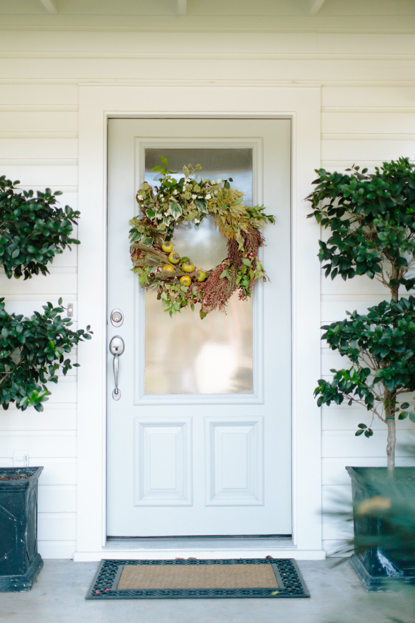 gorgeous DIY fall wreath