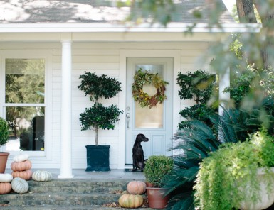 amazing front porch decor for fall