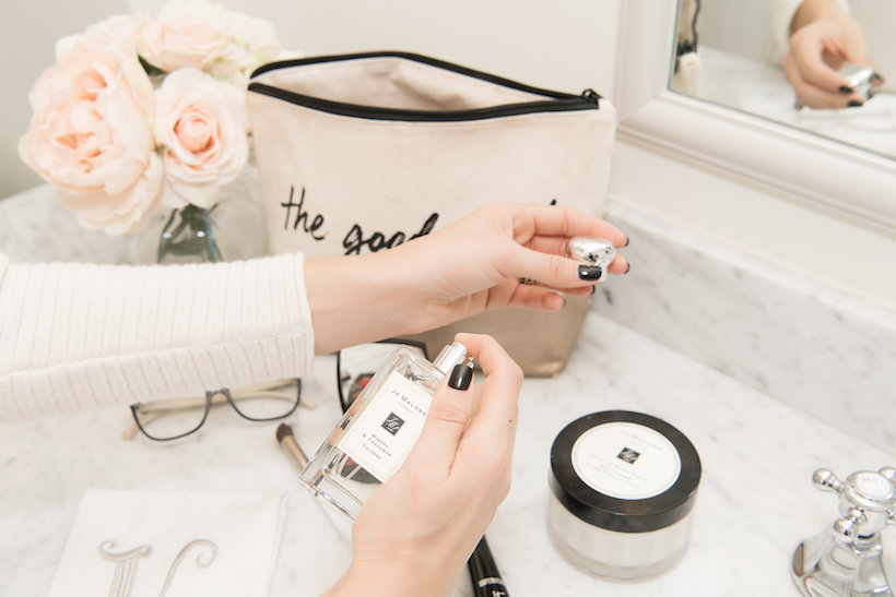 blogger morning must-haves