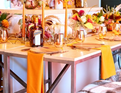 cointreau soiree dinner party