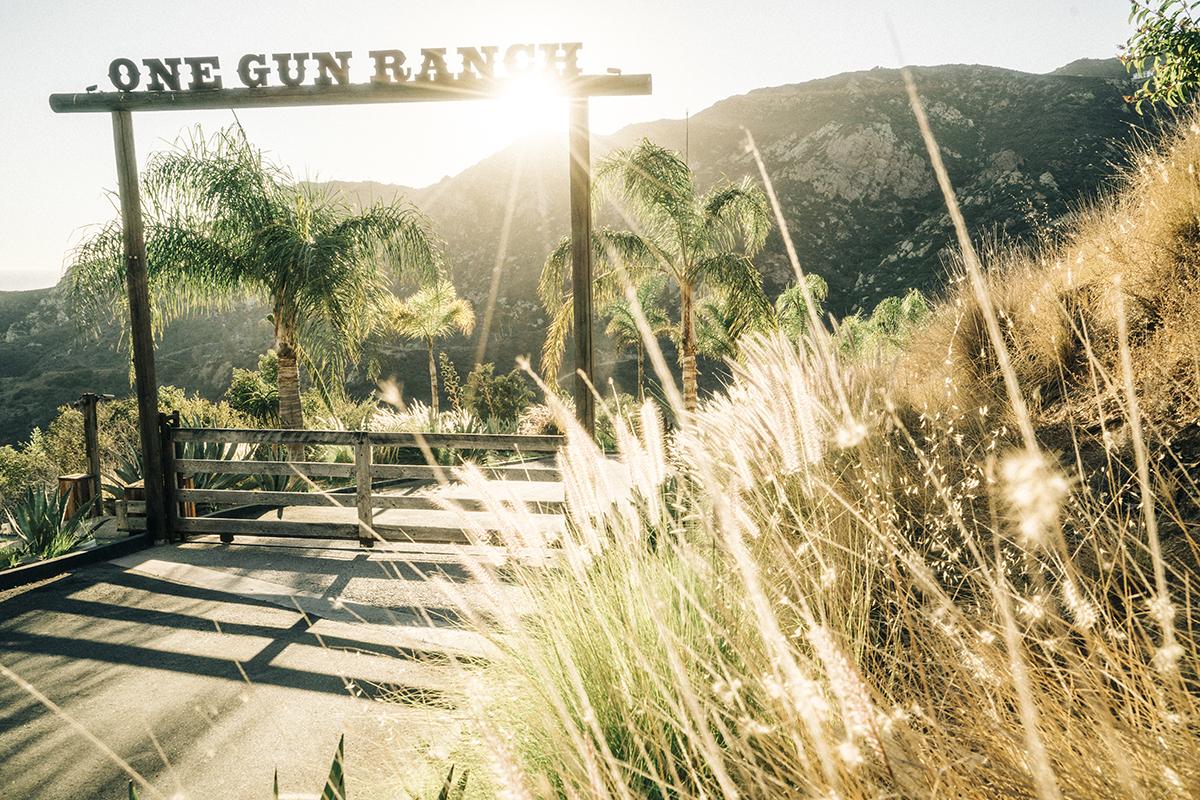 A Chic Campground in the Malibu Hills