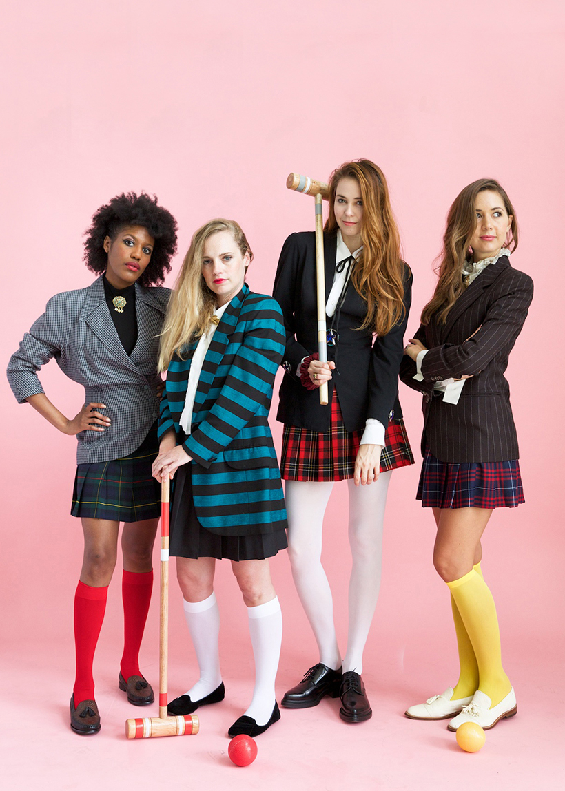 Heathers Group Costume Camille Styles