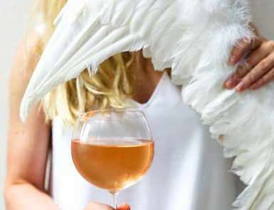 Whispering Angel DIY Costume
