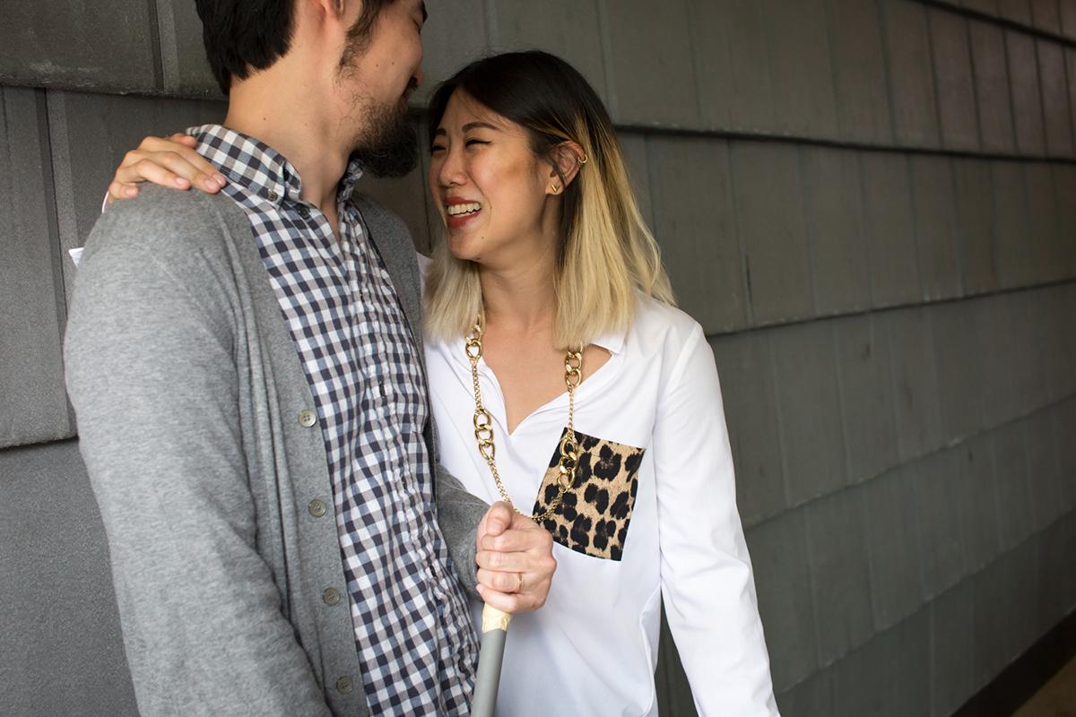 Gary Wu and Jessica Wu