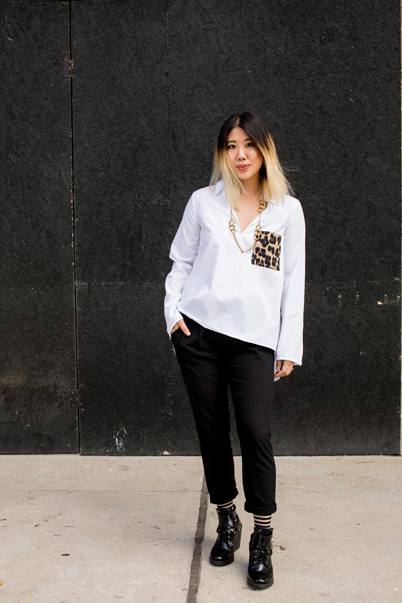 Jessica P. Wu... amazing style.