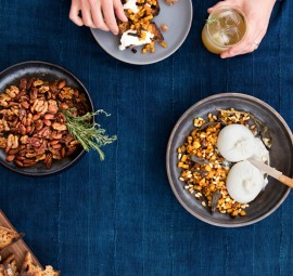 the menu for your next fall dinner party