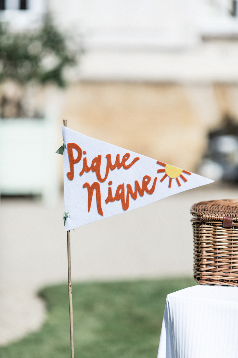 Chanel Dror and Eric Tarlo's Pre-Wedding Picnic at a French Chateau