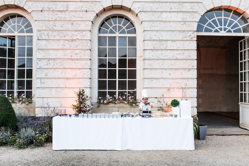 A Cocktail Party in France to Toast Chanel Dror and Eric Tarlo