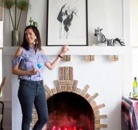 Austin interior designer Maggie Goen