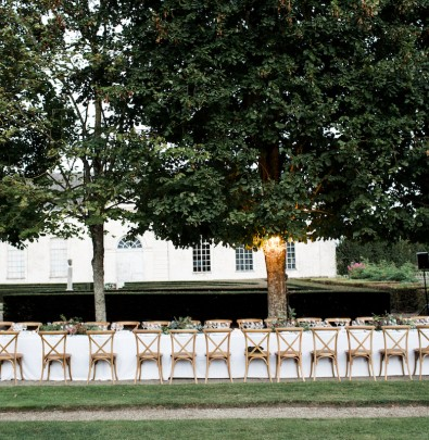 loire valley wedding at chateau grand luce