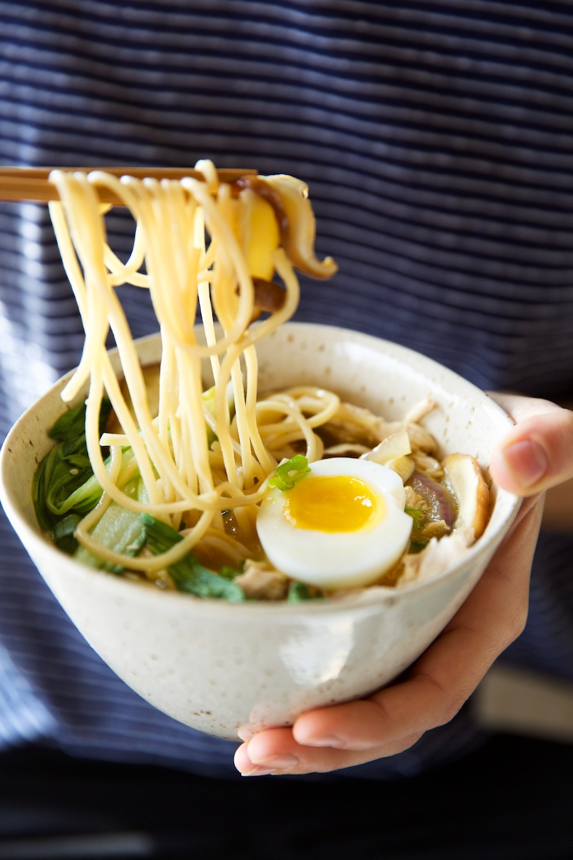 the easiest ramen recipe ever