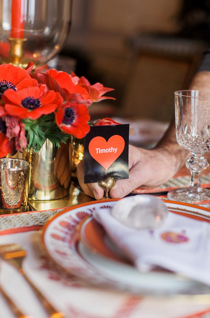 Valentine's Dinner Party