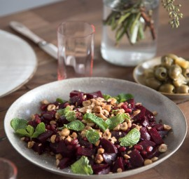 camille-styles-entertaining-with-eden-grinshpans-pomegranate-beet-and-hazelnut-salad