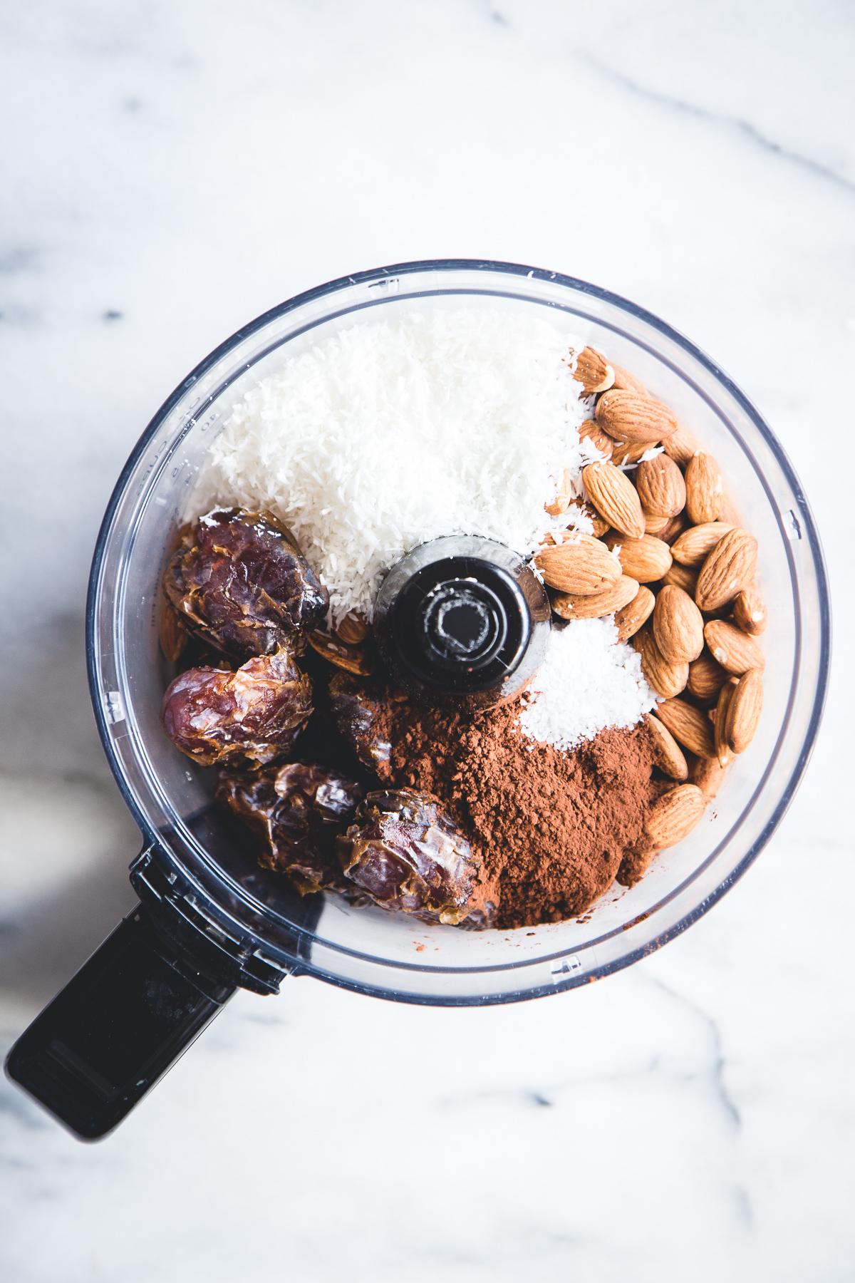 Healthy Almond Joy Bites_health benefits of dates