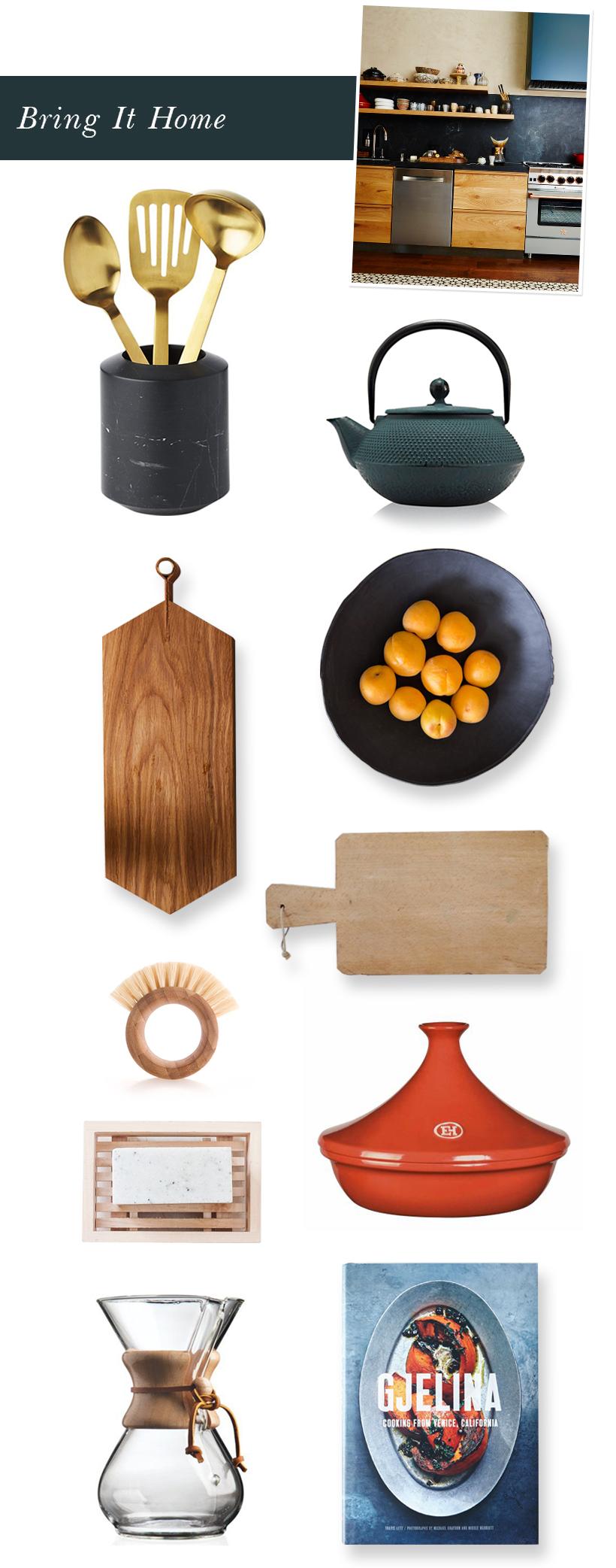 pretty kitchen essentials