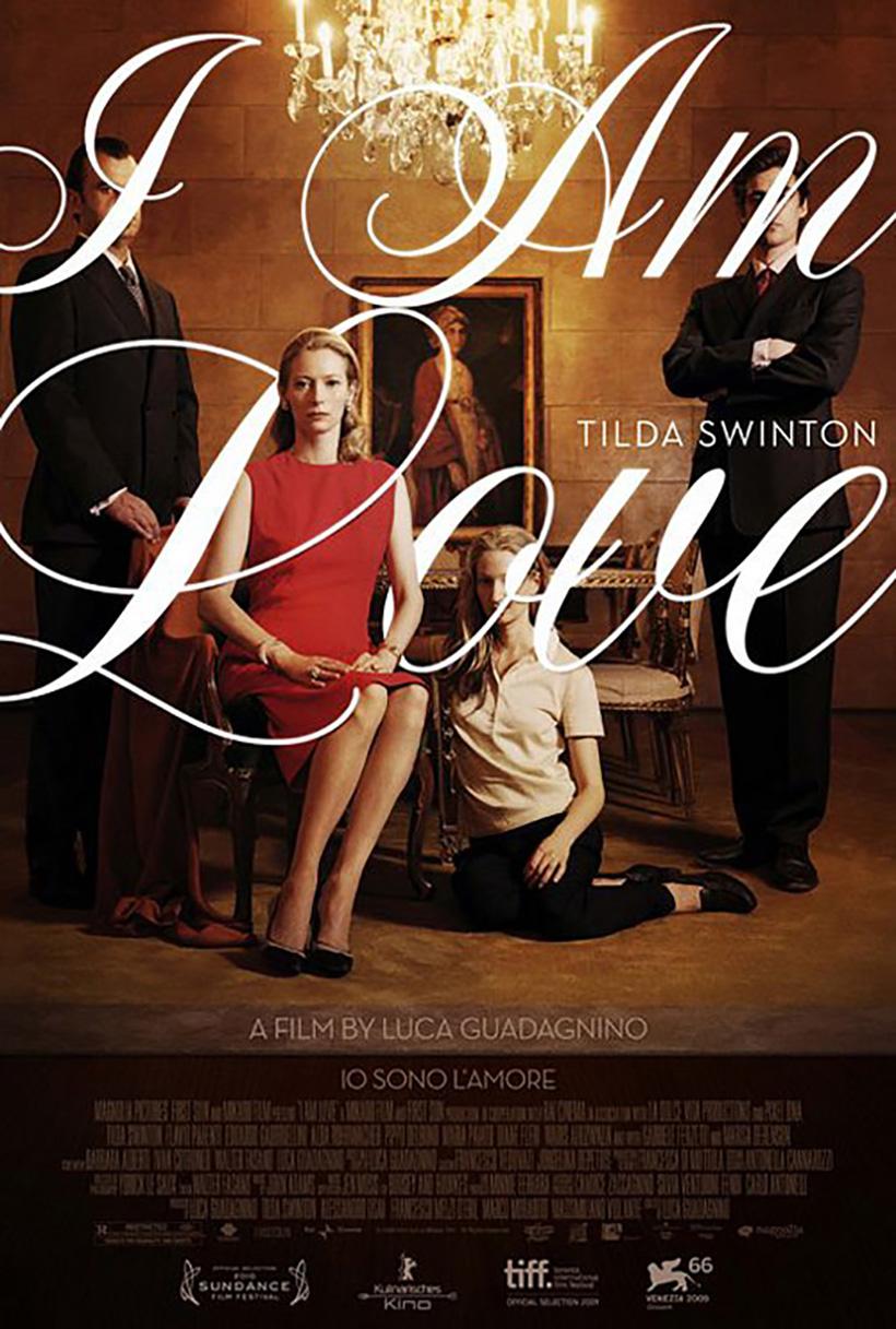 I Am Love, 2009.
