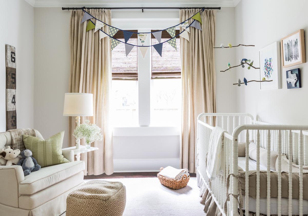 such a cozy nursery