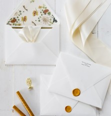 Chanel Dror's Wedding Invitations