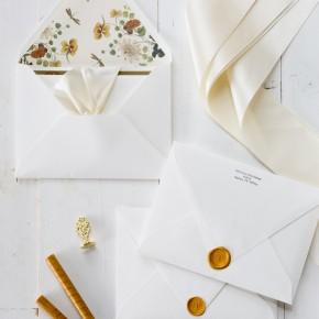Chanel Dror's Wedding Invitations