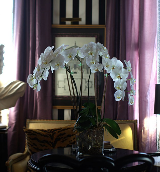 James Kivior's amazing masculine home style.