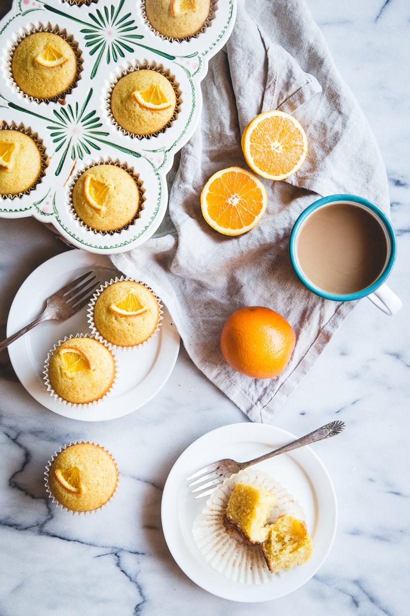 YUM muffins for spring time