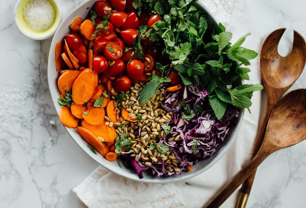 Sunshine Detox Salad
