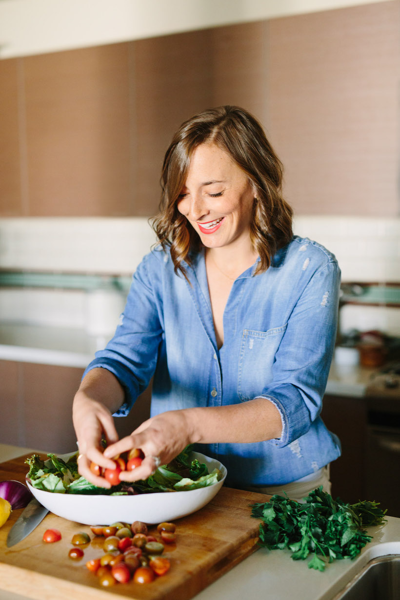 at home with what's gaby cooking