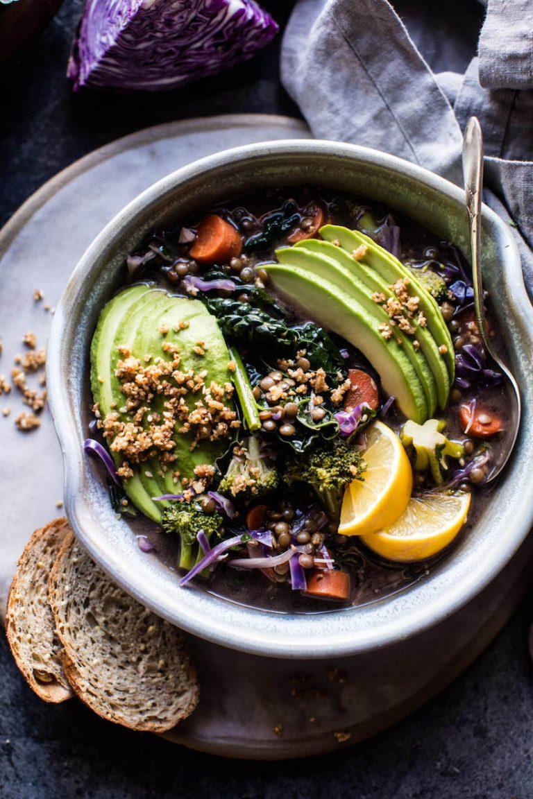 15 jantares vegetarianos cheios de proteínas 10