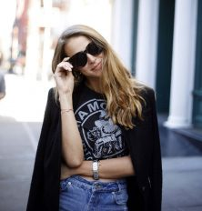 colleen crivello - new york street style