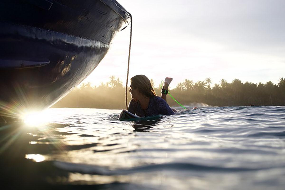 Quincy Davis Pro Surfer