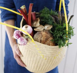 loving all of this fresh produce for spring cooking!