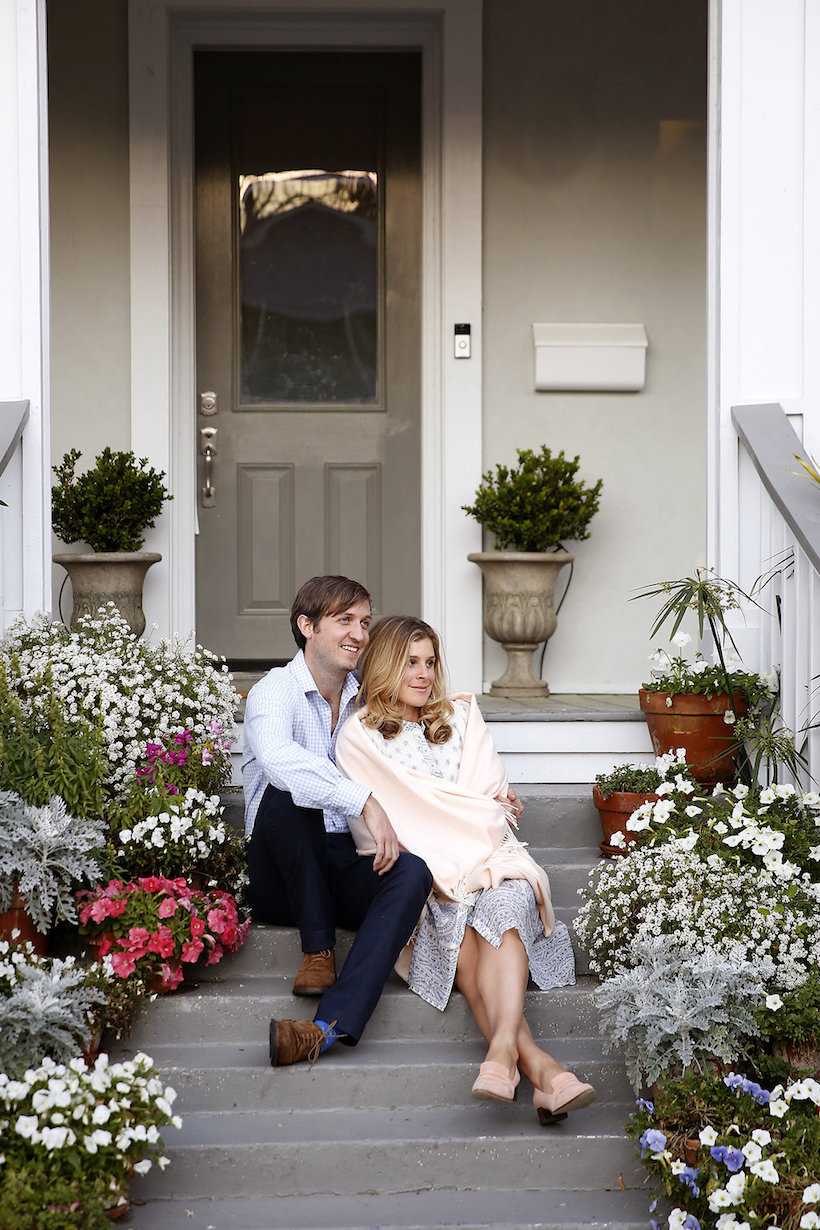 photographer lucy cuneo's charleston home