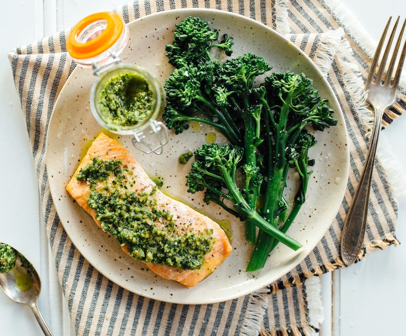 recipe for the healthiest weeknight dinner