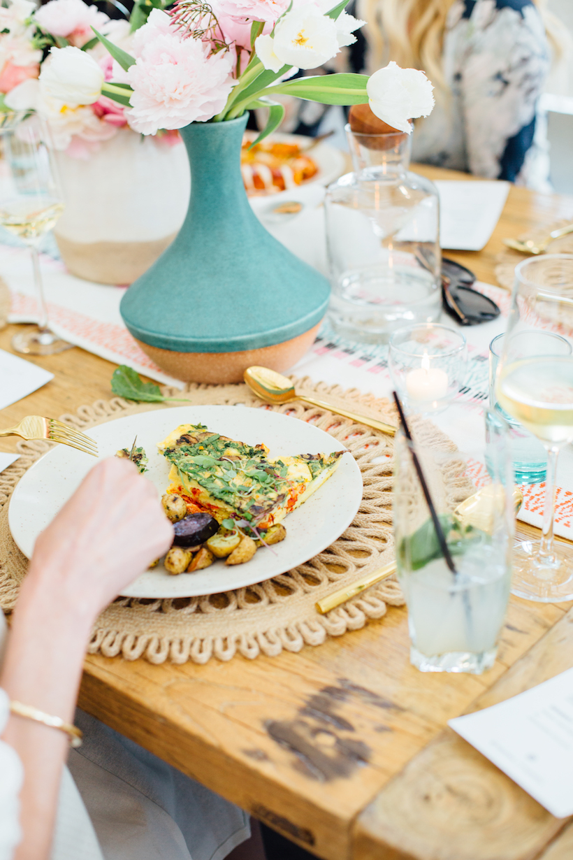 tips for the perfect easter brunch