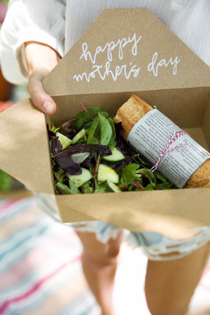 fun idea for a mother's day picnic