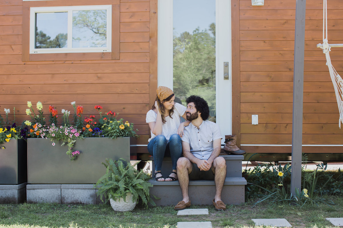 the cutest tiny home tour