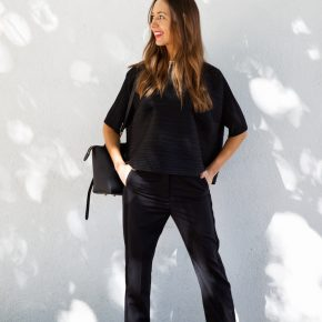 how to pull off menswear inspired trousers