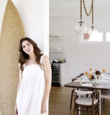 laney crowell's sag harbor home